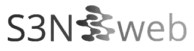 muestra el logo de s3ns3web