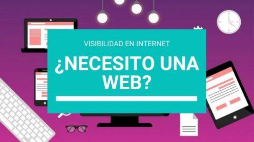 ¿Hasta qué punto es necesario tener una web?